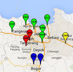 JMX-Maps